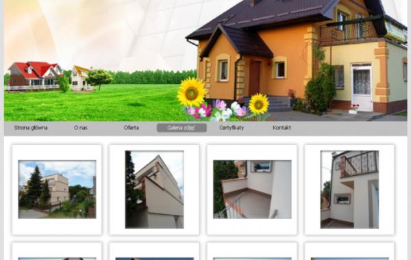 Budowa strony internetowej jb-elewacje.pl